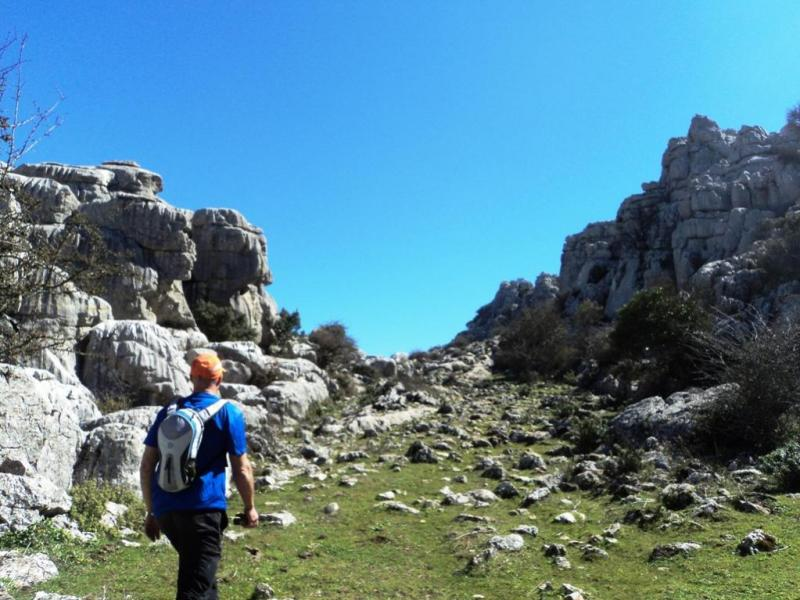 Sight, smell, touch, hearing and, of course, taste will be our guides through this<strong>unique experience in the Torcal de Antequera.</strong>